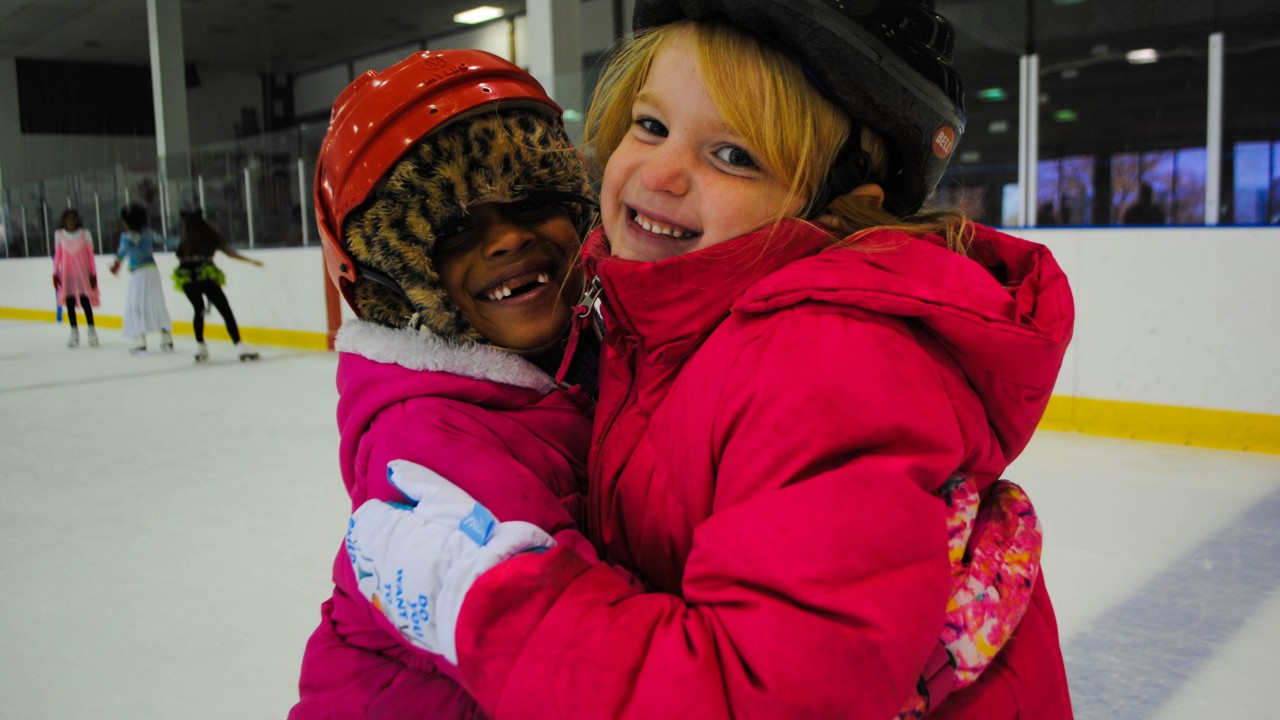 Fort Dupont Ice Arena Basic Skills