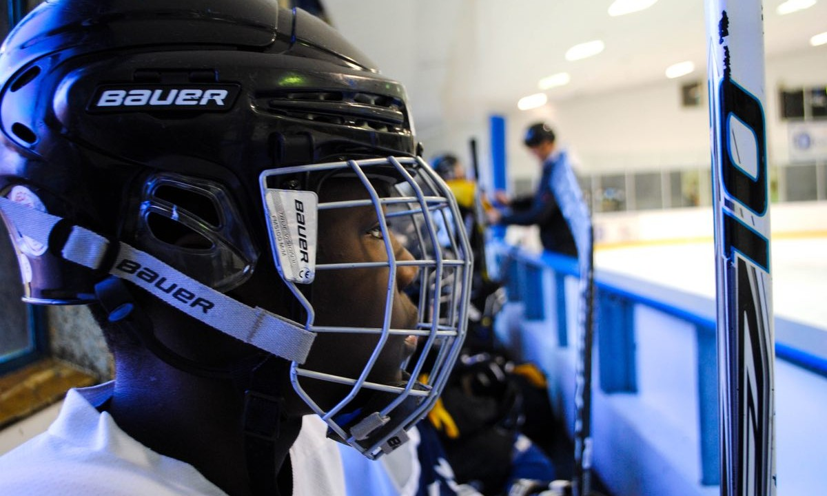 Fort Dupont Ice Arena Hockey