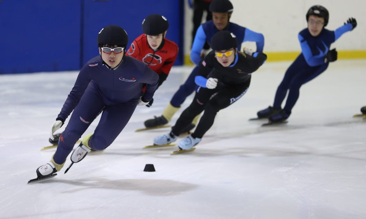 DC open 2014 at Fort Dupont Ice Arena
