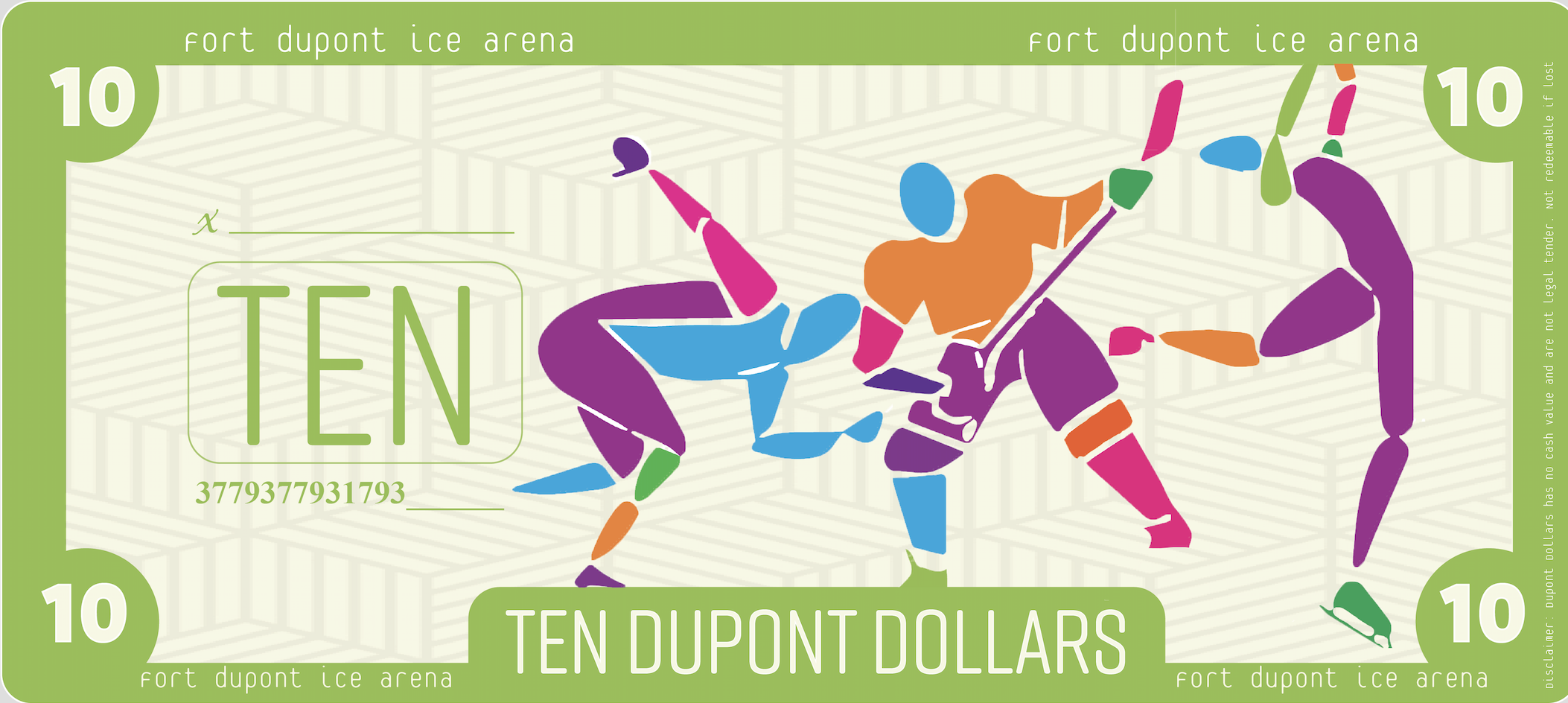FDIA Dupont Dollars _ Ten