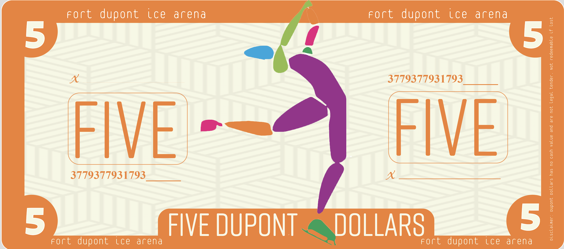 FDIA Dupont Dollars _ Five