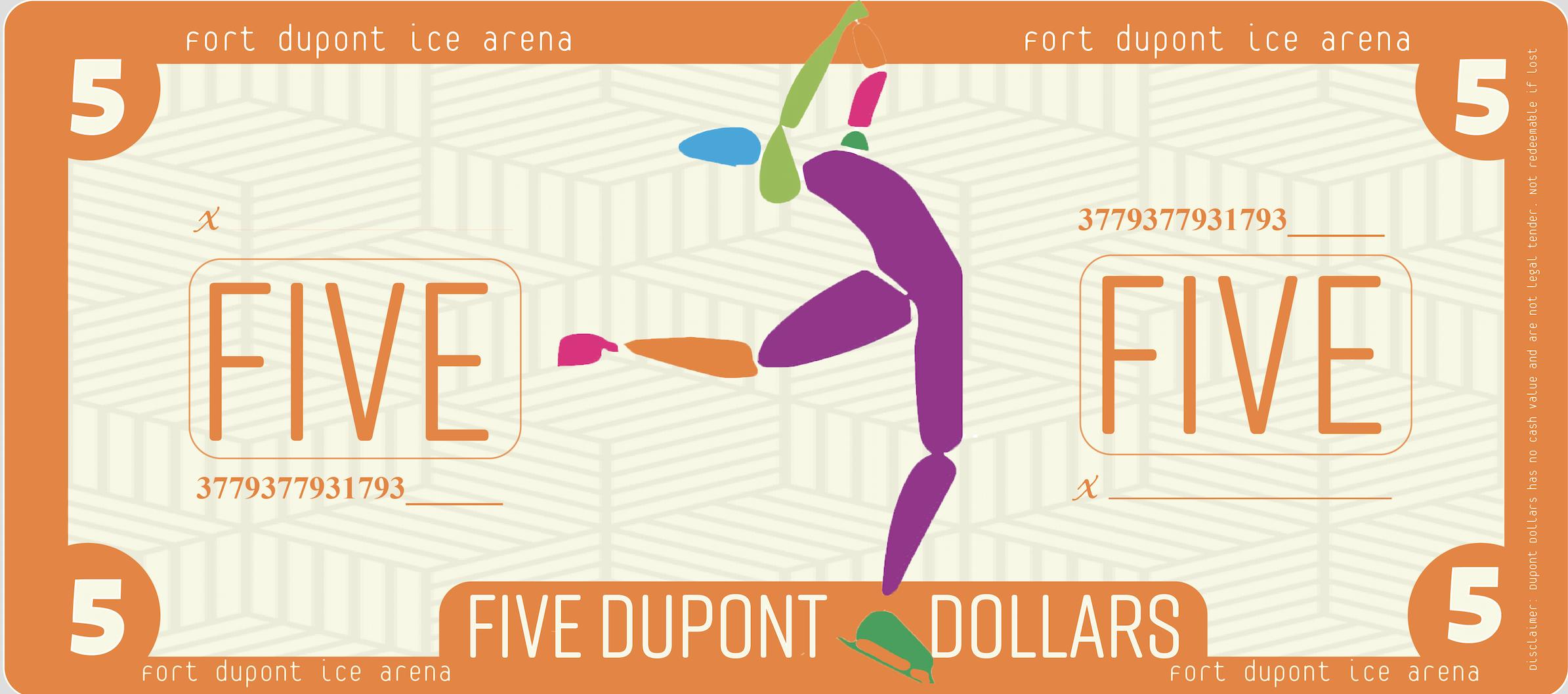 FDIA Dupont Dollars _ Five